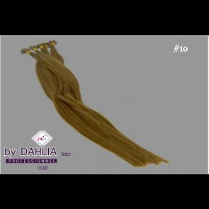 Dahlia Color Dahlia Hair Extension longueur 20 inch ( 50 cm)  #10