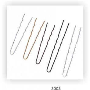 Dahlia Color Epingle ondulée 75mm