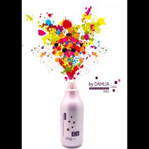 Dahlia Color Shampoing ravive couleur  Color+ Marron 500 ml