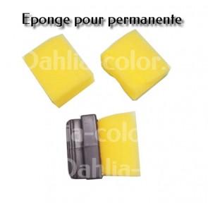 Dahlia Color Eponge pour permanente
