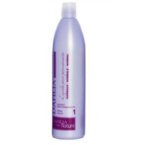 Dahlia Color Liquide pour permanente normal P1 500 ml