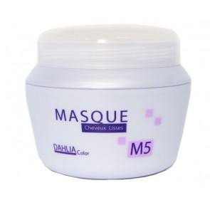Dahlia Color Masque cheveux lisse M5 400 ml