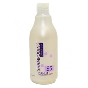 Dahlia Color Shampoing cheveux lisse S5 500 ml