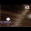 Dahlia Color Dahlia Hair Extension longueur 20 inch ( 50 cm)  #3
