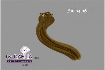 Dahlia Color Dahlia Hair Extension longueur 20 inch ( 50 cm)  #10/14/16