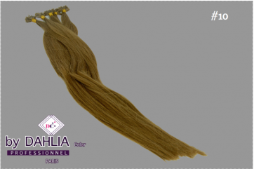 Dahlia Color Dahlia Hair Extension longueur 20 inch ( 50 cm)  #10