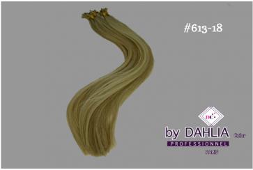 Dahlia Color Dahlia Hair Extension longueur 20 inch ( 50 cm)  #613/18