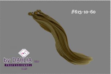 Dahlia Color Dahlia Hair Extension longueur 20 inch ( 50 cm)  #60/613/10