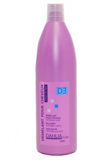 Dahlia Color Démélant cotton et soie D3 1000 ml