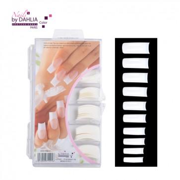 Dahlia Nail's Capsules Universelles White x 100 Ref FS-15W