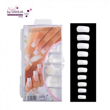 Dahlia Nail's Capsules Universelles White x 100 Ref FS-22W