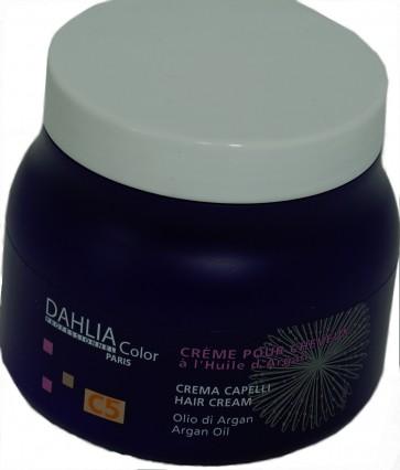 Dahlia Color MASQUE A L'HUILE D'ARGAN C5 500 GRS