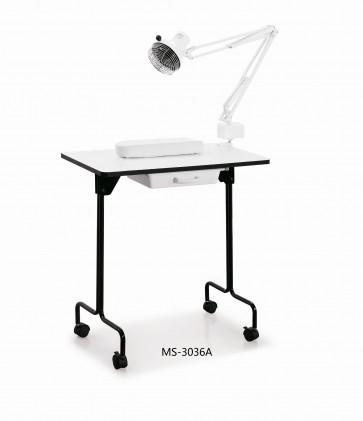 TABLE MANICURE  SENS & DERM EAVEC LAMPE LOUOE LED PREMIUM MS-3036A