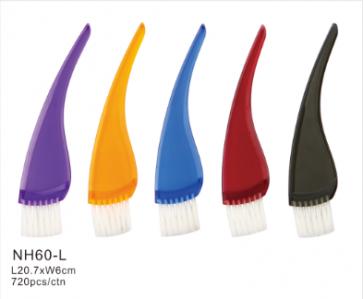 Dahlia Color Pinceau pour teinture biseautée  NH60-L