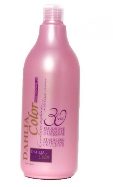 Dahlia Color Crème oxydante 30V 1000 ml