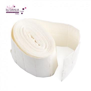 Dahlia Nail's Coton carré de cellulose pour les ongles (ref : P189-B)