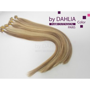 Dahlia Color Dahlia Hair Extension longueur 20 inch ( 50 cm)  #6/24