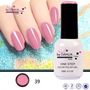 Dahlia Color Vernis semi-permanent 3 en 1 15mL N39