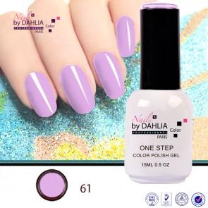 Dahlia Color Vernis semi-permanent 3 en 1 15mL N62
