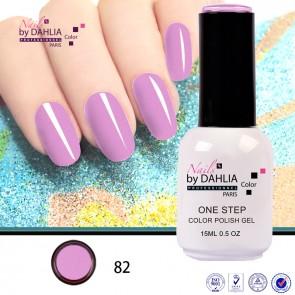 Dahlia Color Vernis semi-permanent 3 en 1 15mL N82