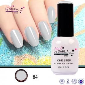 Dahlia Color Vernis semi-permanent 3 en 1 15mL N84