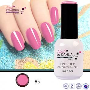 Dahlia Color Vernis semi-permanent 3 en 1 15mL N85