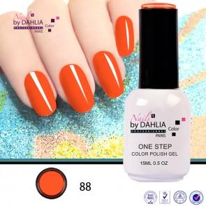 Dahlia Color Vernis semi-permanent 3 en 1 15mL N88