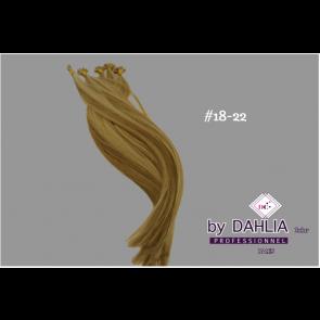 Dahlia Color Dahlia Hair Extension longueur 20 inch ( 50 cm)  #18/22
