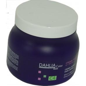 Dahlia Color Masque démélant huile d'olive et monoi C4500 GRS