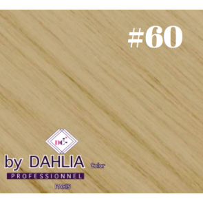 Dahlia Color Dahlia Hair Extension Clip  ( 50 cm) - 60
