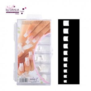 Dahlia Nail's Capsules Universelles White x 100 Ref FS-13W