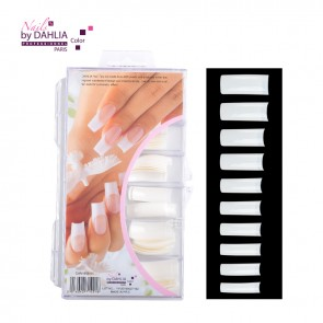 Dahlia Nail's Capsules Universelles White x 100 Ref FS-14W