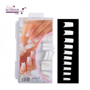 Dahlia Nail's Capsules Universelles White x 100 Ref FS-20W