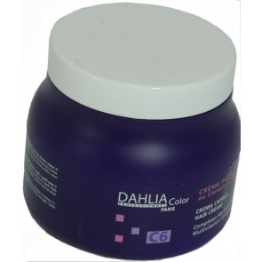 Dahlia Color Masque au Complexe Multivitaminé C6 500GRS