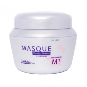 Dahlia Color Masque cheveux colorés M1 400 ml