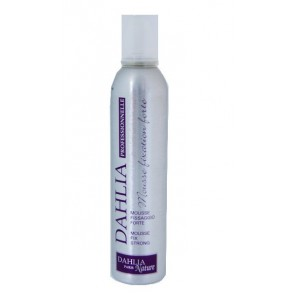 Dahlia Color Mousse fixation forte 300 ml