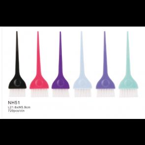 Dahlia Color Pinceau pour teinture en silicone NH10