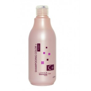 Dahlia Color Shampoing ravive couleur  Color + Acajou 500 ml