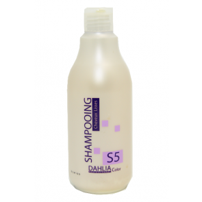 Dahlia Color Shampoing cheveux lisse S5 500 ml