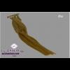 Dahlia Color Dahlia Hair Extension Clip  ( 50 cm) - 10